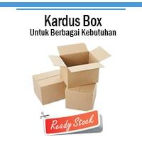 Kardus Box Murah Jakarta Tangerang Bekasi Bogor Bekasi
